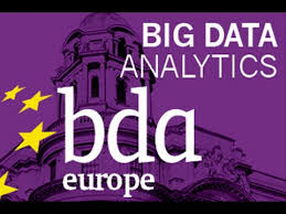 Big Data Analytics Europe 2017
