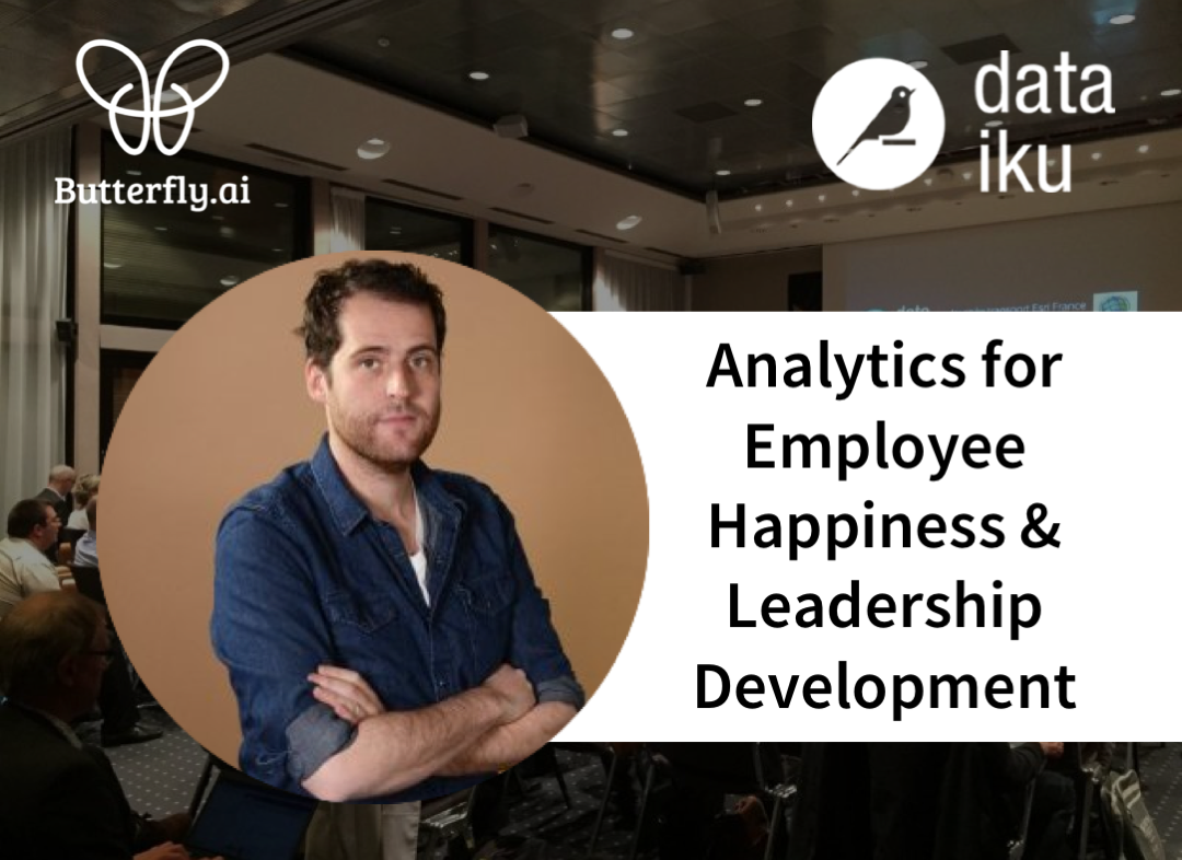 NYC Meetup: Analytics for Employee Happiness & Leadership Development