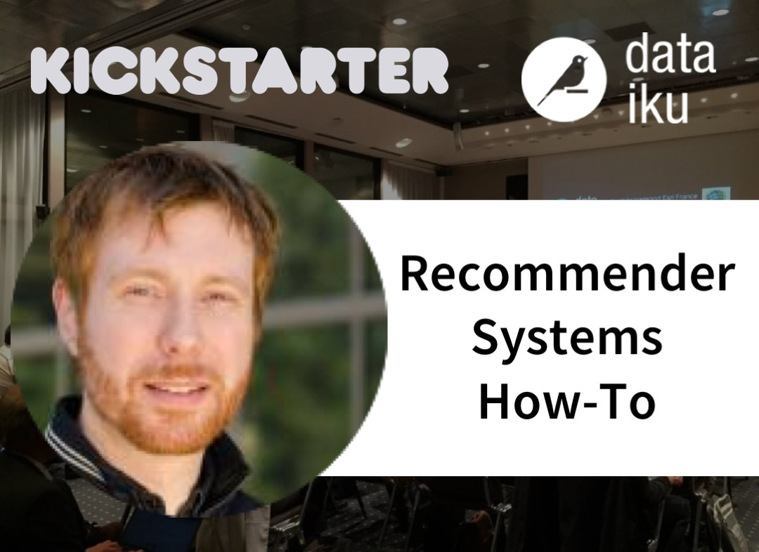NYC Meetup: Recommender Systems with Kickstarter