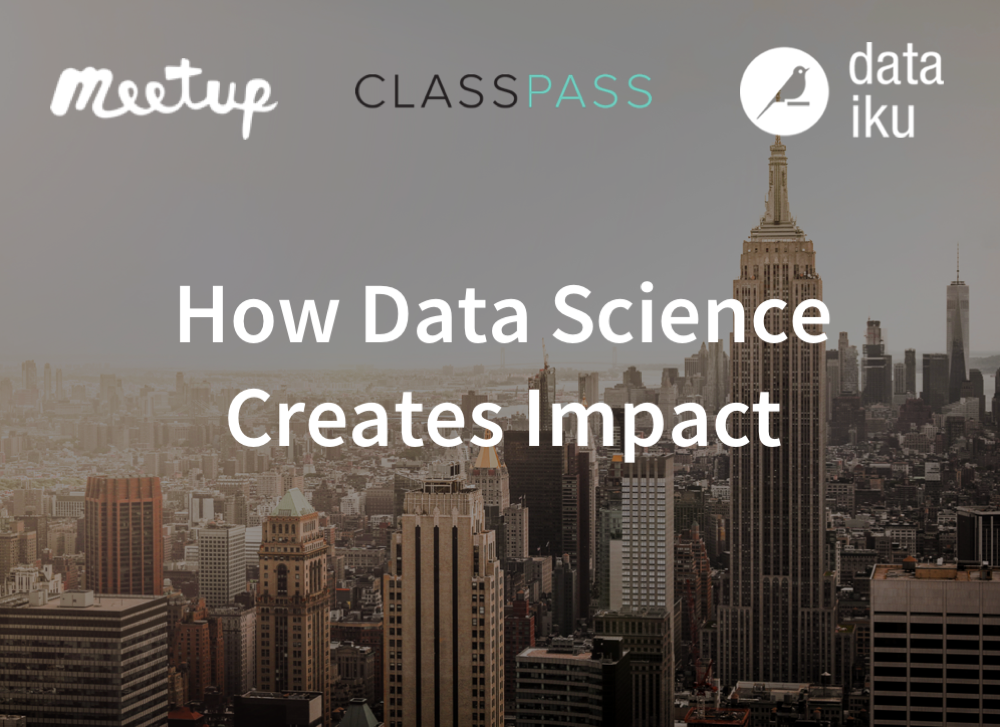 How Data Science Creates Impact with ClassPass
