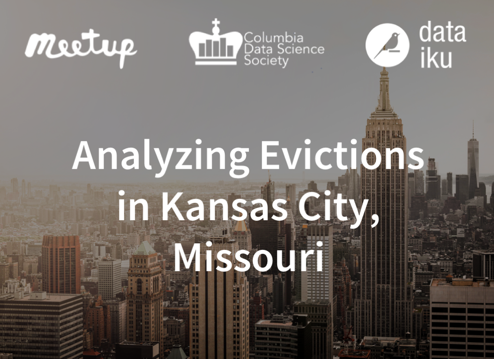 Analyzing Evictions in Kansas City, Missouri