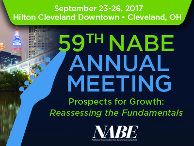 NABE Annual Meeting 2017