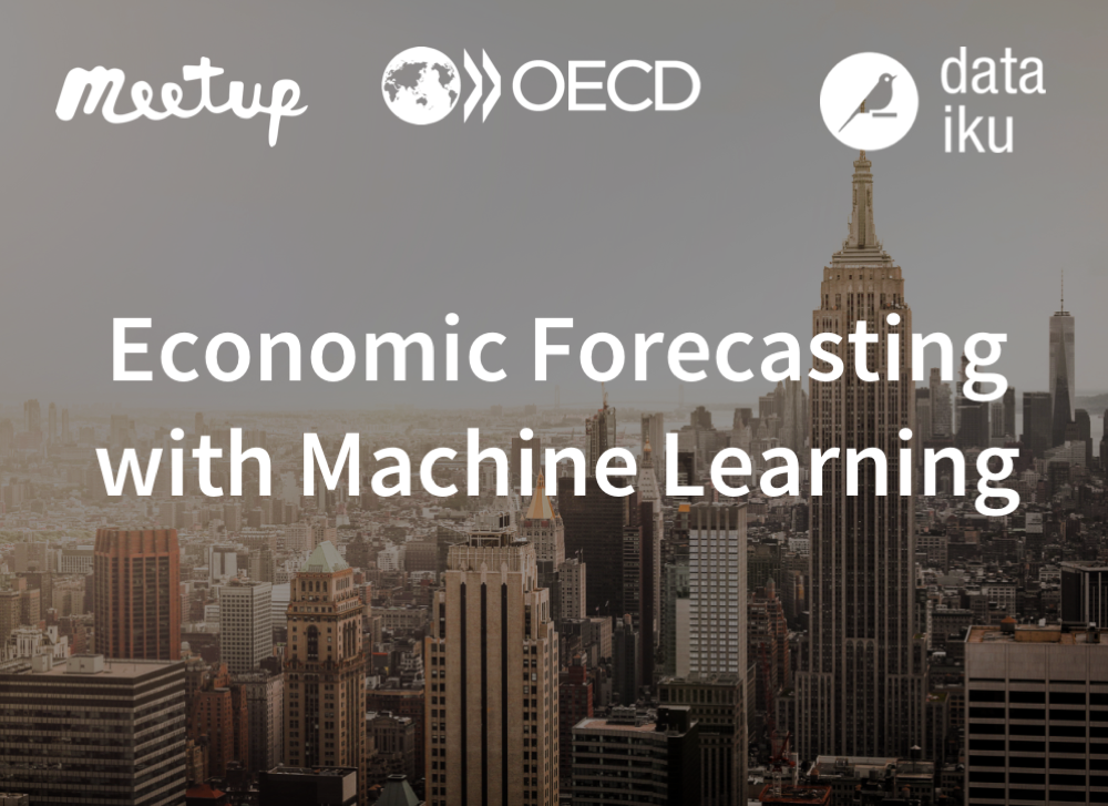 NYC Meetup: Economic Forecasting with Machine Learning