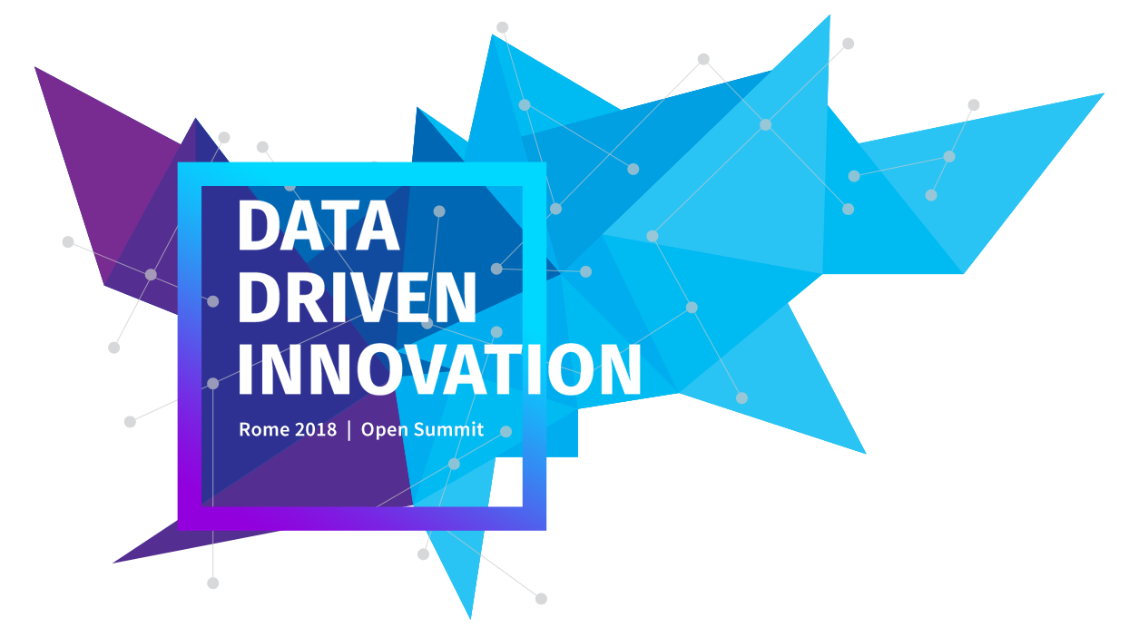 Data Driven Innovation Rome 2019