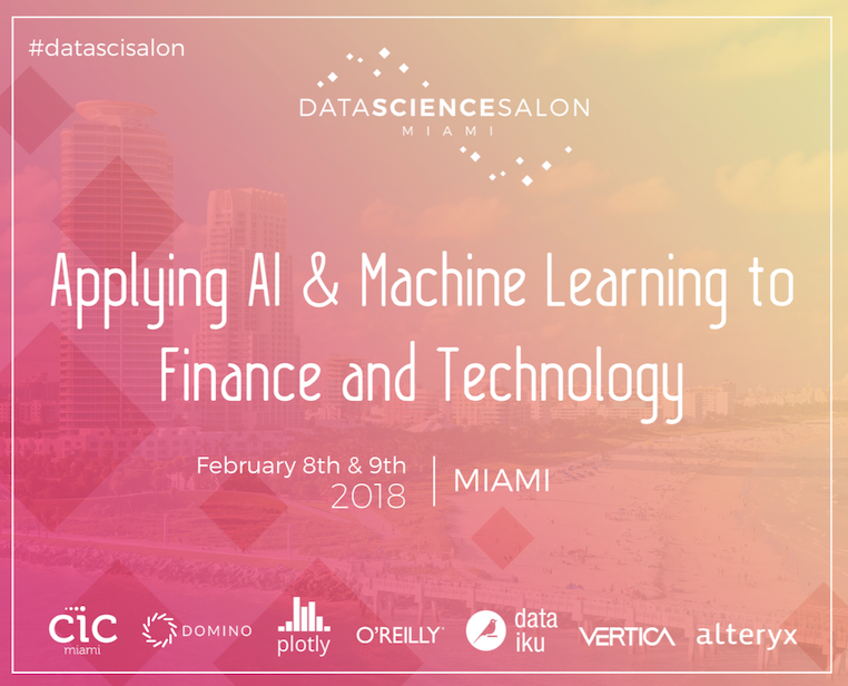 Data Science Salon Miami
