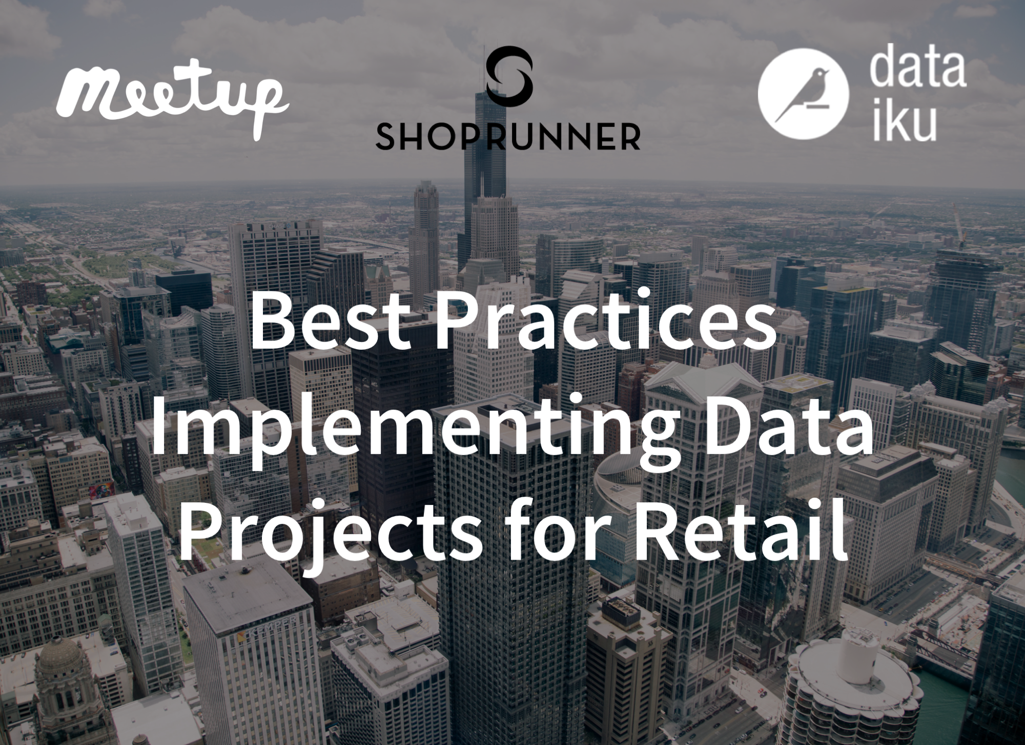 Best Practices in Implementing Data Projects for Retail