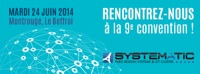 Systematic Convention 2014