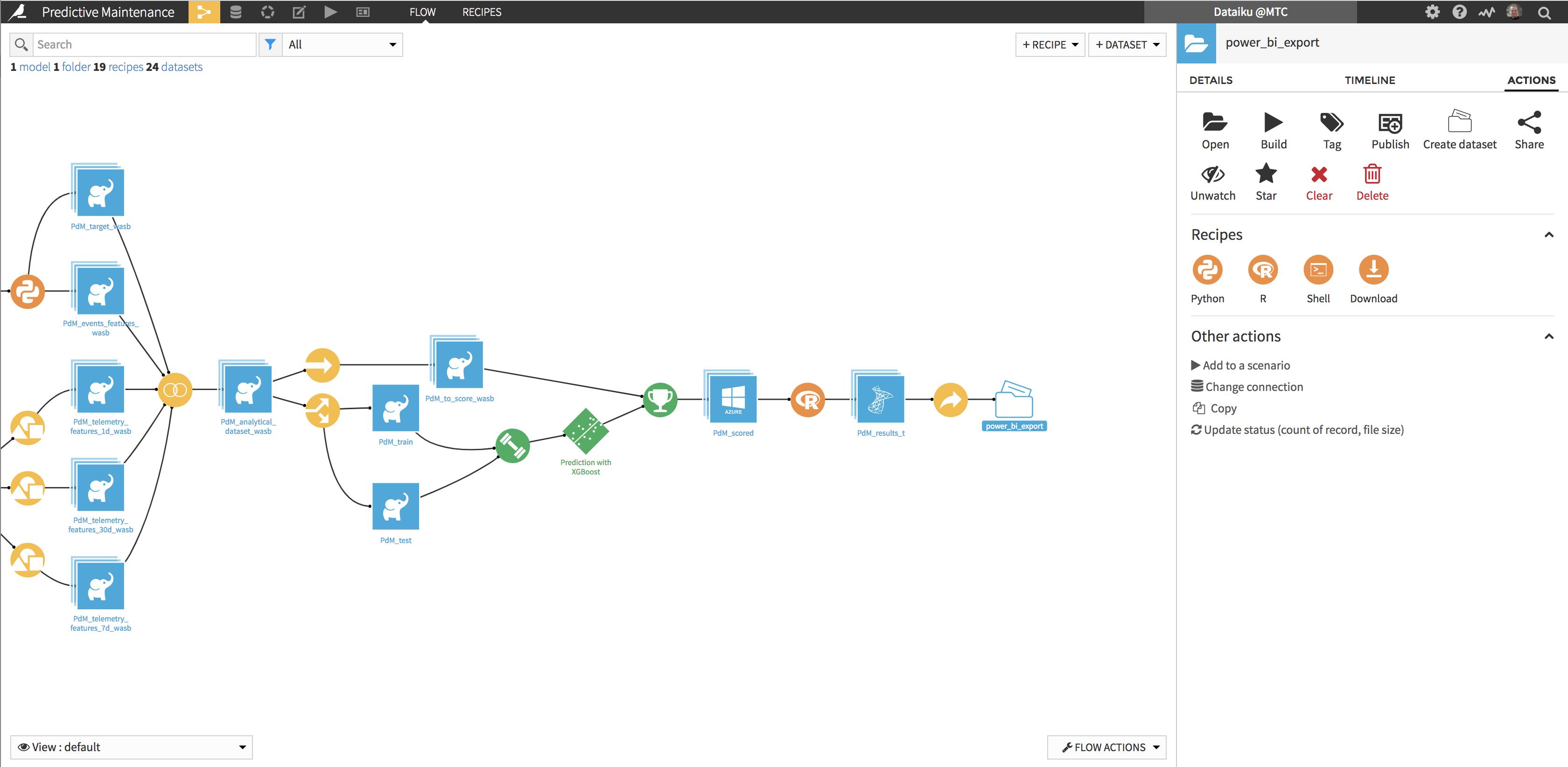 Microsoft Power BI   Dataiku - Your Path to Enterprise AI