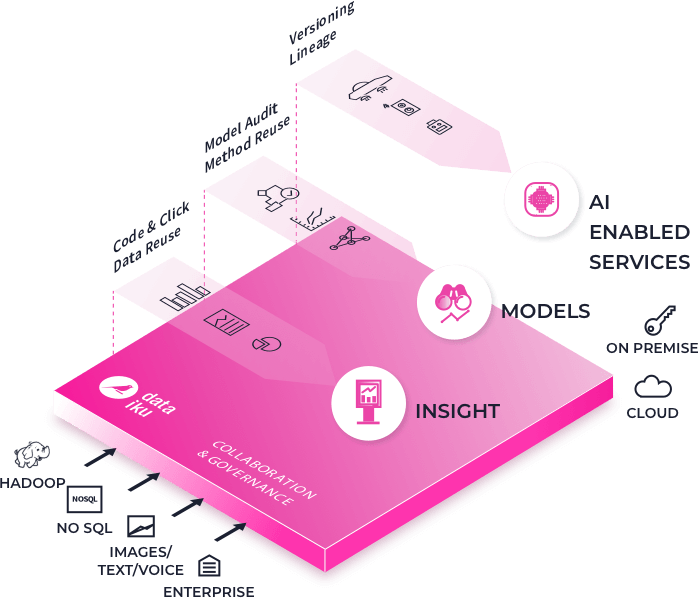 Dataiku is for Analytics Leaders